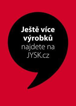 Leták JYSK od 16.07.2020
