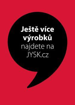 Leták JYSK od 30.07.2020